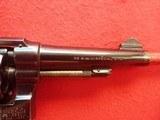 "Smith & Wesson .38 Military & Police Pre-Model 10 .38spl 4"" Barrel Blued Finish 1956mfg 4-Screw Frame ***SOLD*** - 6 of 21"
