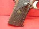 "Caspian Custom Target 1911 .45ACP 5"" Barrel Plum Brown Finish w/High End Upgrades, Red Dot Sight - 2 of 22"