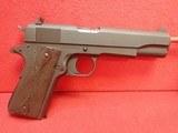 "Springfield Armory 1911A1 .45ACP 5"" Barrel Semi Auto Pistol w/ Colt USGI Slide, National Match Barrel"