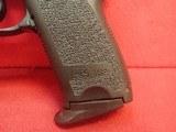 "Heckler & Koch USP 40 Compact Stainless Steel .40S&W 3.5"" Barrel Semi Auto Pistol w/Factory Case, 1997mfg **SOLD** - 6 of 17"