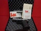 "Heckler & Koch USP 40 Compact Stainless Steel .40S&W 3.5"" Barrel Semi Auto Pistol w/Factory Case, 1997mfg **SOLD** - 16 of 17"