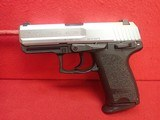 "Heckler & Koch USP 40 Compact Stainless Steel .40S&W 3.5"" Barrel Semi Auto Pistol w/Factory Case, 1997mfg **SOLD** - 5 of 17"