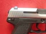 "Heckler & Koch USP 40 Compact Stainless Steel .40S&W 3.5"" Barrel Semi Auto Pistol w/Factory Case, 1997mfg **SOLD** - 3 of 17"