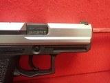 "Heckler & Koch USP 40 Compact Stainless Steel .40S&W 3.5"" Barrel Semi Auto Pistol w/Factory Case, 1997mfg **SOLD** - 4 of 17"