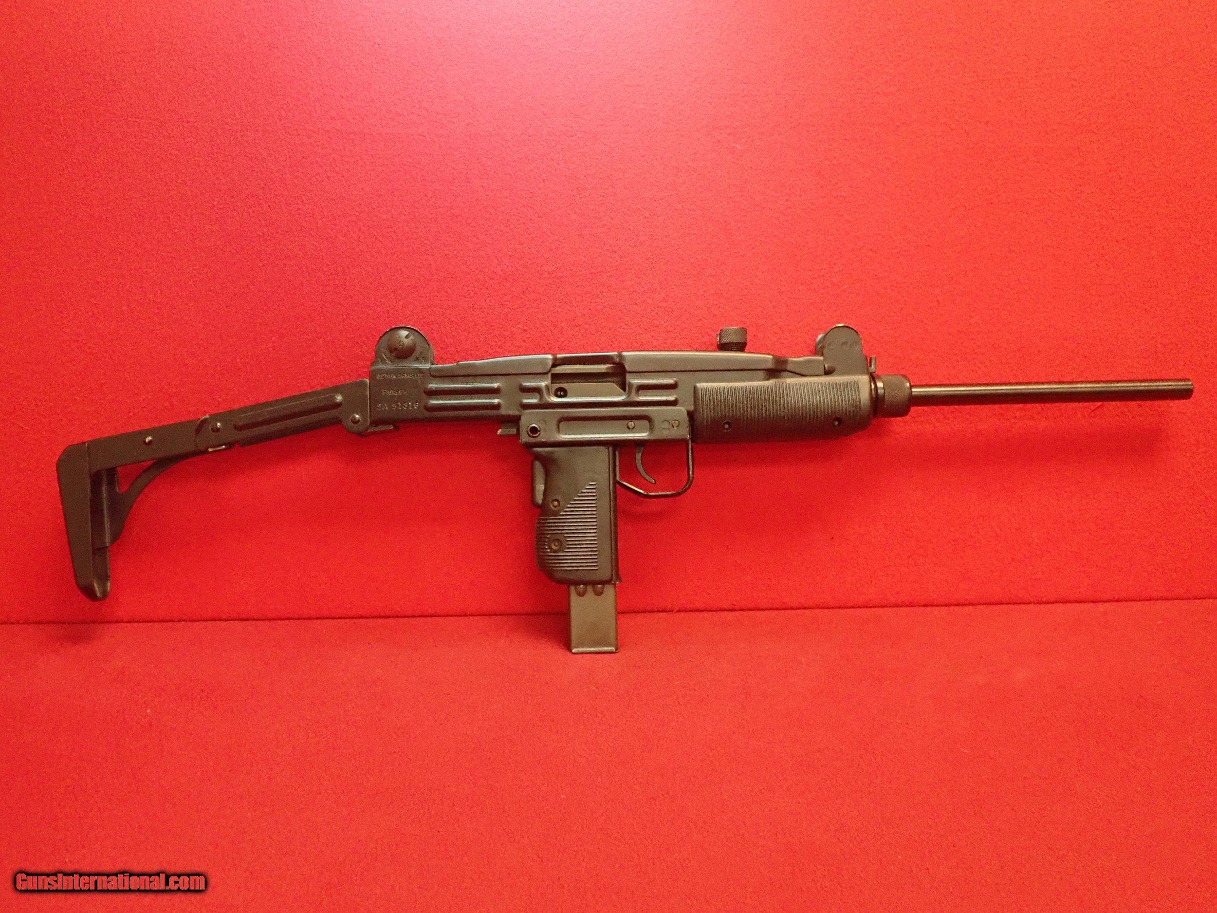 Uzi Rifle