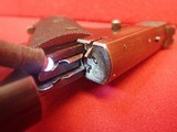 "High Standard Model B .22LR 4.5"" Barrel Semi Automatic Pistol, Blued Finish, Type II Takedown WWIImfg - 17 of 19"