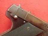 "High Standard Model B .22LR 4.5"" Barrel Semi Automatic Pistol, Blued Finish, Type II Takedown WWIImfg - 3 of 19"