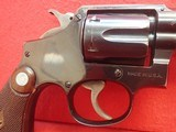 """Smith & Wesson Military & Police Model of 1905, 4th Variation, .38special 6"""" Barrel 1920'sMfg - 3 of 24"""
