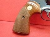 """Colt Diamondback .22LR 6"""" Barrel Revolver Blued Finish 1981mfg - 2 of 23"""
