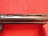 """Colt Diamondback .22LR 6"""" Barrel Revolver Blued Finish 1981mfg - 5 of 23"""