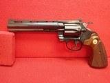 """Colt Diamondback .22LR 6"""" Barrel Revolver Blued Finish 1981mfg - 7 of 23"""