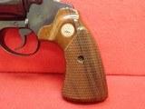 """Colt Diamondback .22LR 6"""" Barrel Revolver Blued Finish 1981mfg - 8 of 23"""