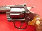 """Colt Diamondback .22LR 6"""" Barrel Revolver Blued Finish 1981mfg - 9 of 23"""
