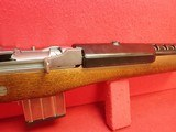 """Ruger Mini-14 .223Rem 18"""" Stainless Steel Semi Auto Rifle w/Hardwood Stock, 10rd Mag 1983mfg - 4 of 17"""