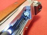 """Ruger Mini-14 .223Rem 18"""" Stainless Steel Semi Auto Rifle w/Hardwood Stock, 10rd Mag 1983mfg - 15 of 17"""