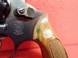 "Smith & Wesson Model 36 .38 Special 2"" Barrel Blued Finish J-Frame Round Butt Revolver 1967-68mfg - 7 of 16"