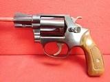 "Smith & Wesson Model 36 .38 Special 2"" Barrel Blued Finish J-Frame Round Butt Revolver 1967-68mfg - 5 of 16"
