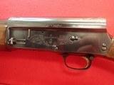 "Browning Light Twelve 12ga 2-3/4"" Shell 24"" Barrel w/Rifle Sights Semi Automatic Shotgun Made In Japan 1981mfg - 12 of 24"