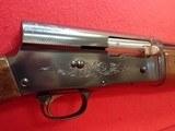 "Browning Light Twelve 12ga 2-3/4"" Shell 24"" Barrel w/Rifle Sights Semi Automatic Shotgun Made In Japan 1981mfg - 4 of 24"