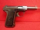 "Savage Model 1907 .32ACP 3.75"" Barrel Semi Automatic Pistol 1915mfg"