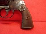 "Colt New Service .38 WCF 7.5"" Barrel Blued Finish First Model Flat Latch Revolver 1907mfg - 8 of 22"