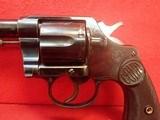 "Colt New Service .38 WCF 7.5"" Barrel Blued Finish First Model Flat Latch Revolver 1907mfg - 9 of 22"