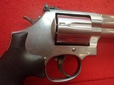 """Smith & Wesson 686-6 .357 Magnum 6"""" Barrel Stainless Steel 6-Shot Revolver - 3 of 14"""