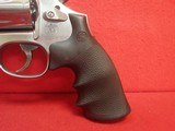 """Smith & Wesson 686-6 .357 Magnum 6"""" Barrel Stainless Steel 6-Shot Revolver - 6 of 14"""