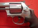 """Smith & Wesson 686-6 .357 Magnum 6"""" Barrel Stainless Steel 6-Shot Revolver - 7 of 14"""
