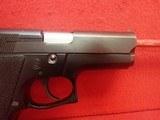 "Smith & Wesson Model 469 ""Mini"" 9mm 3.5"" Barrel Sandblast Blue Finish 1983mfg First Year Production - 4 of 15"