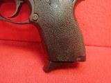 "Smith & Wesson Model 469 ""Mini"" 9mm 3.5"" Barrel Sandblast Blue Finish 1983mfg First Year Production - 6 of 15"