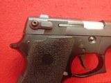 "Smith & Wesson Model 469 ""Mini"" 9mm 3.5"" Barrel Sandblast Blue Finish 1983mfg First Year Production - 3 of 15"