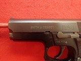 "Smith & Wesson Model 469 ""Mini"" 9mm 3.5"" Barrel Sandblast Blue Finish 1983mfg First Year Production - 8 of 15"