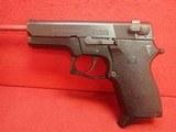 "Smith & Wesson Model 469 ""Mini"" 9mm 3.5"" Barrel Sandblast Blue Finish 1983mfg First Year Production - 5 of 15"