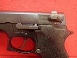 "Smith & Wesson Model 469 ""Mini"" 9mm 3.5"" Barrel Sandblast Blue Finish 1983mfg First Year Production - 7 of 15"