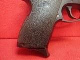 "Smith & Wesson Model 469 ""Mini"" 9mm 3.5"" Barrel Sandblast Blue Finish 1983mfg First Year Production - 2 of 15"