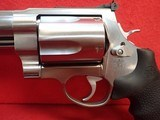 """Smith & Wesson Model 460XVR .460S&W 8-3/8"""" Ported Barrel Stainless Steel X-Frame Revolver w/ Box, Papers - 8 of 19"""
