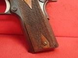 "Remington 1911 R1 .45ACP 5"" Barrel Semi Automatic Pistol Blued Finish w/Factory Case - 7 of 21"