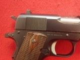 "Remington 1911 R1 .45ACP 5"" Barrel Semi Automatic Pistol Blued Finish w/Factory Case - 3 of 21"