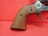 Ruger Old Model Single Six Convertible 22LR & 22WMR Single Action Revolver 1968mfg - 2 of 18