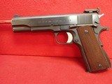 "Argentine DGFM (FMAP) Sist. Colt 1927 (Licensed Colt Copy) 1911A1 .45ACP (11.25mm) 5"" Barrel Semi Auto Pistol ***SOLD*** - 6 of 21"
