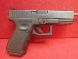 """Glock 23 .40S&W 4"""" Barrel Gen3 Semi Automatic Pistol w/Night Sights, 13rd mag"""