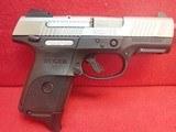"""Ruger SR9c 9mm 3.5"""" Barrel Semi Auto Pistol w/10rd Mag"""