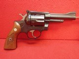 """Ruger Security Six .357Mag 4"""" Barrel Blued Finish 1975mfg Excellent Condition"""