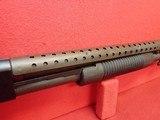 "Mossberg 590 12ga 3"" Shell 21"" Barrel w/Heat Shield Pump Action Shotgun - 4 of 15"