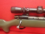 """Weatherby Vanguard VGL .30-06 Springfield 20"""" Barrel Bolt Action Rifle Made in Japan w/Leupold Scope - 4 of 25"""