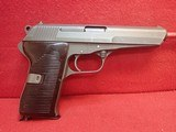 "Czech CZ52 (vz52) 7.62x25 Tokarev 4.5"" Barrel Cold War Semi Auto Pistol"