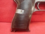 "Czech CZ52 (vz52) 7.62x25 Tokarev 4.5"" Barrel Cold War Semi Auto Pistol - 2 of 20"