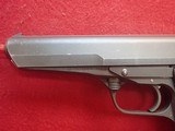 "Czech CZ52 (vz52) 7.62x25 Tokarev 4.5"" Barrel Cold War Semi Auto Pistol - 10 of 20"
