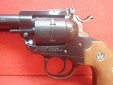 "Ruger New Model Single Six Bisley Model .22LR 6.5"" Barrel Single Action Revolver w/Factory Box, 1986mfg - 7 of 21"